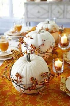 """""""Fall in Love"""" is an adorable theme for a bridal shower held in the autumn! Here are some decorating ideas, games, and recipes to get you started on your planning."""