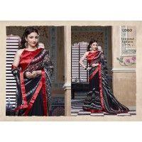 Alveera immortal fashion soha ali khan Red black