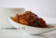 Calabaza en tacha o calabaza en dulce de piloncillo | La Cocina Mexicana de Pily