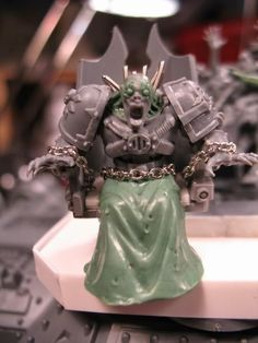 Dark Future Games: It Came From the Forums: Hydra's Slaaneshi Master Conversions!