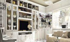 Classic living room - Martini Mobili