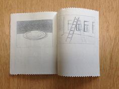 BANG! Design, inc. も出品してる ZINE はこんな感じだす。 チョー豪華メムバーのみなさまの作品の渦の中にひっそりと紛れ込んでます。 お時間あれば現物も見てくだされ。
