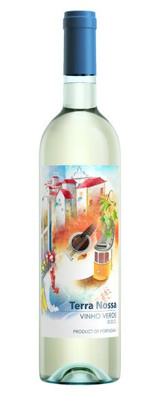 Terra Nossa Vinho Verde on Packaging of the World - Creative Package Design Gallery
