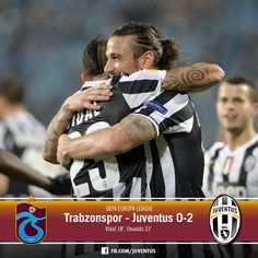 Trabzonspor Juventus 0-2 (Vidal, Osvaldo)