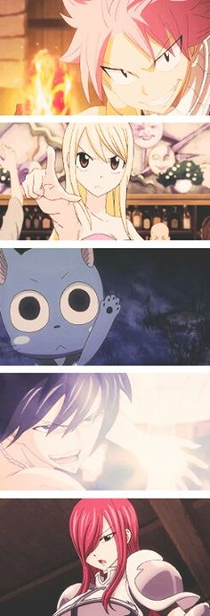 New season on Fairy Tail!! Can't wait! Аряil 4тн 2014. Sooo exite cx