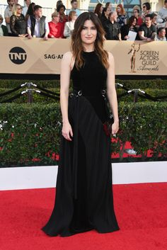 The Best Dressed Men and Women at the 2017 SAG Awards - Fashionista