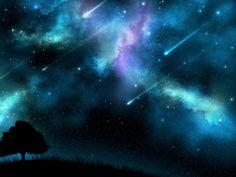 Meteor Shower Wallpapers