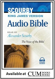 The Voice of the Bible.