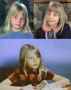 little jodie foster people used to say I looked like her back then