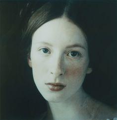 "Sibylle Bergemann, ""Untitled,"" The Polaroids series.  Beautiful."