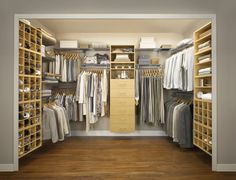 Rubbermaid Closet Configurations Make Organizing Your Space Easy. No  Cutting Required! Master Bedroom ...