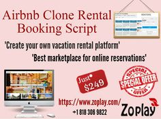 Renters Clone is an online vacation rental booking website designed particularly for aiming holiday rentals all over the world. The best marketplace for online reservations. For more details: https://www.zoplay.com/web/rental-booking-script/