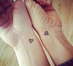 #Tattoo #Love #Sister #Mother #Heart #Daughter #Infinity - #Tatuaje #Amor #Hermana #Madre #Corazón #Hija #infinito :)