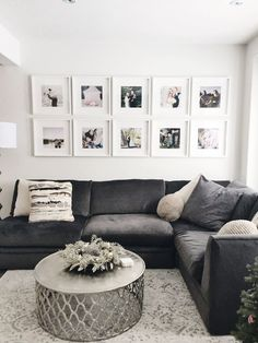 Awesome Attractive Living Room Wall Decor Ideas To Copy Asap. room wall decor over couch Attractive Living Room Wall Decor Ideas To Copy Asap Home Living Room, Apartment Living, Living Room Designs, Apartment Interior, Room Interior, Kitchen Living, Living Room Without Tv, Decorate Apartment, Interior Livingroom