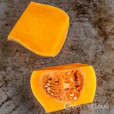 Cinnamon Roasted Butternut Squash - Chew Out Loud