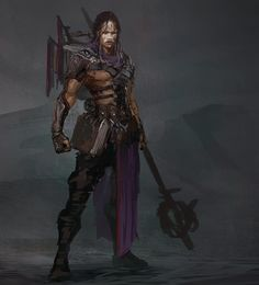 Shadow Sage by MuYoung Kim | Fantasy | 2D | CGSociety
