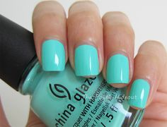 China Glaze Too Yacht To Handle - Sunsational Collection