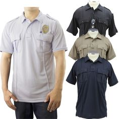 ac32b7107fa93 Pro-Dry Polo Shirt with Two Pockets - West Coast Uniforms and Accessories