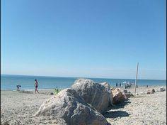 La plage de Frontignan