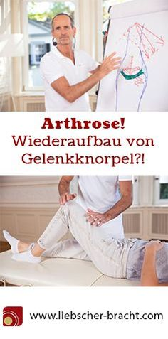 Arthrose - Kann man sie heilen? Der Gelenk - Knorpel baut ab oder ist schon kaum mehr vorhanden - Diagnose Arthrose: Ist eine OP notwendig? Kann sich der Knorpel wiederaufbauen? Und wenn ja, wie unterstütze ich diesen Prozess? Roland Liebscher-Bracht erklärt woher die Schmerzen bei Arthrose entstehen und wie wir diesen durch Ernährung, Übungen und Faszientraining entgegenwirken können. Hausmittel bei Arthrose - Kniearthrose, Hüftarthrose, Handgelenksarthrose, Schulterarthrose