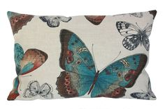 Unikalna tkanina - poduszka OH HOME w OH HOME na DaWanda.com