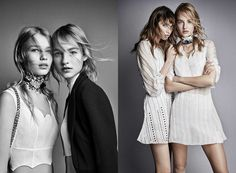 Dior's spring-summer 2016 campaign photographed by Patrick Demarchelier