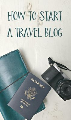 Tips, advice, and steps to start a travel blog, from the technical aspects of blogging to creating content.