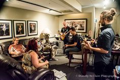 Yonder Mountain String Band with Jerry Douglas on dobro, Allie Kral on fiddle, and Jake Jolliff on mandolin