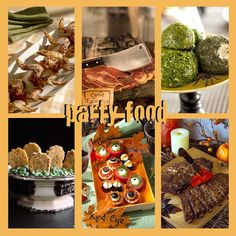Well-Crafted Party Halloween Recipes