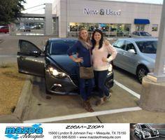 https://flic.kr/p/GtKEka | #HappyBirthday to Abi from AJ Springer at Mazda of Mesquite! | deliverymaxx.com/DealerReviews.aspx?DealerCode=B979