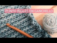 punto inglés en ganchillo punto brioc, related videos and comments Crochet Men, Crochet Poncho, Crochet Stitches, Crochet Hats, Knitting Videos, Crochet Videos, Knitting Patterns, Crochet Patterns, Learn To Crochet