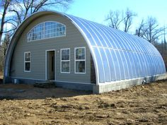 quonset hut homes quonset hut homes interior quonset hut homes plans quonset hut homes interior floor plans quonset hut homes design quonset hut homes how to build quonset homes ideas quonset homes architecture Steel Building Homes, Metal Building Kits, Arch Building, Building A House, Building Ideas, Hut House, House Kits, Cottage House, House Floor