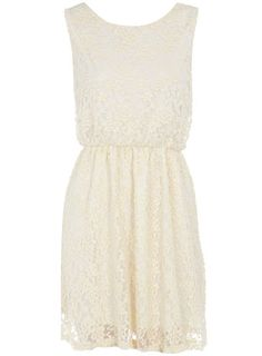 What to wear to your graduation party?  Get this beautiful white dress for just $35 plus you can save 15% if you sign up for their newsletter.