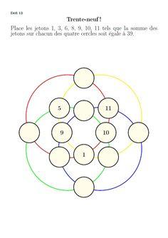 101 défis mathématiques à résoudre en manipulant des objets et des formes géométriques à proposer à vos élèves de CE2, CM1 ou CM2. Des activités à proposer en autonomie ou dans le cadre de jeux mathématiques ou d'ateliers de résolution de problèmes.