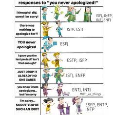 Infj Mbti, Estj, Mbti Charts, Enfp Personality, Psychology, Emotionally Unavailable, Memes, Care About You, Scorpio