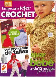 ♥ Un Poquito de Todo: revista crochet ropa de bebe
