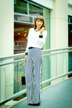 Stripes for Summer- 20 trendy outfit ideas