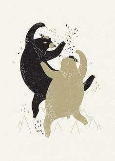 bears by Blake Suarez.