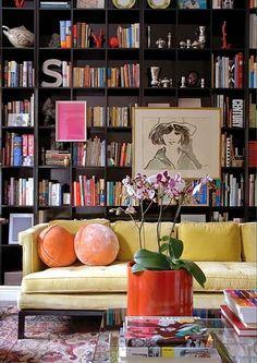 10 bibliotecas con estilo........
