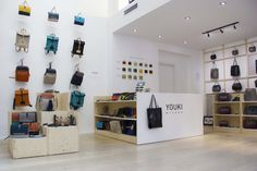 YOUKI flagship store by LASCIAlaSCIA, Milan – Italy » Retail Design Blog