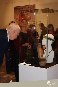 """Wernisaż wystawy """"Wielkie Morawy"""", grudzień 2017"""