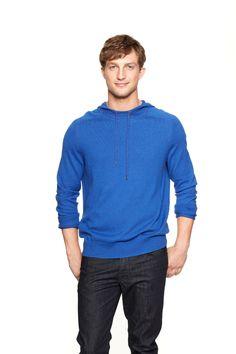 Cotton cashmere hoodie #GapLove