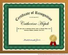 Certificate Of Achievement Templates Free Volunteer Appreciationthank You Certificates Gold Theme .