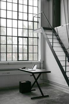 Escalier // métal