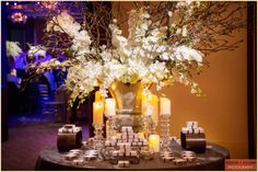 Photography for Glamorous Ritz-Carlton Boston Wedding with Marc Hall Design, Person Killian Photography, Eric Czerlonka, Favor Table