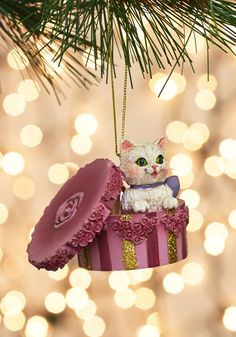 Bestow Your Dwelling With The A Meows Ing Charm Of This Lovable Ornament