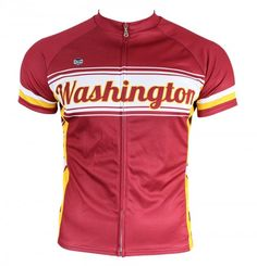f578861ce701c Compare prices on Washington Redskins Cycling Jerseys from top sports fan  gear retailers. Save money when buying team-themed clothing