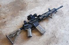 Daniel Defense M4v5