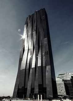 Dc Tower I, Vienna, Austria
