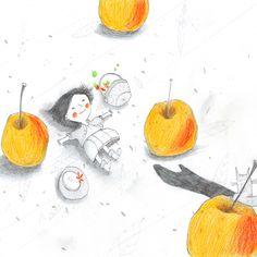 Apples francesca quatraro